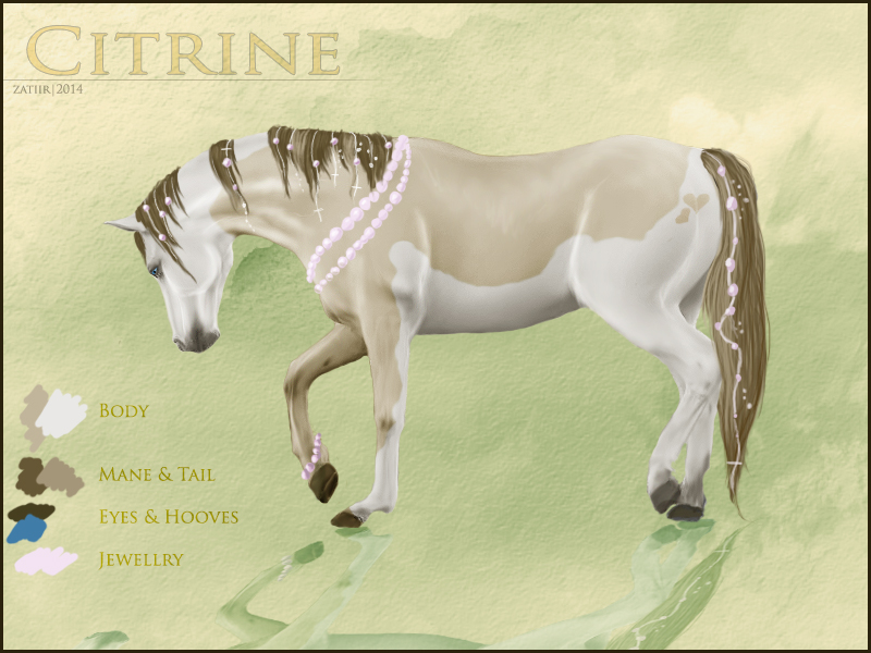 Citrine by absolugirl