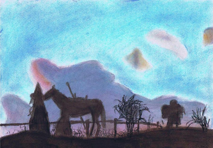 The Journey Begins by Darkshine97