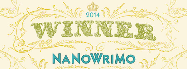 Winner 2014 Web Banner by Cold-Creature