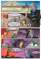 XMEOC - Art Trade Comic! Page 1