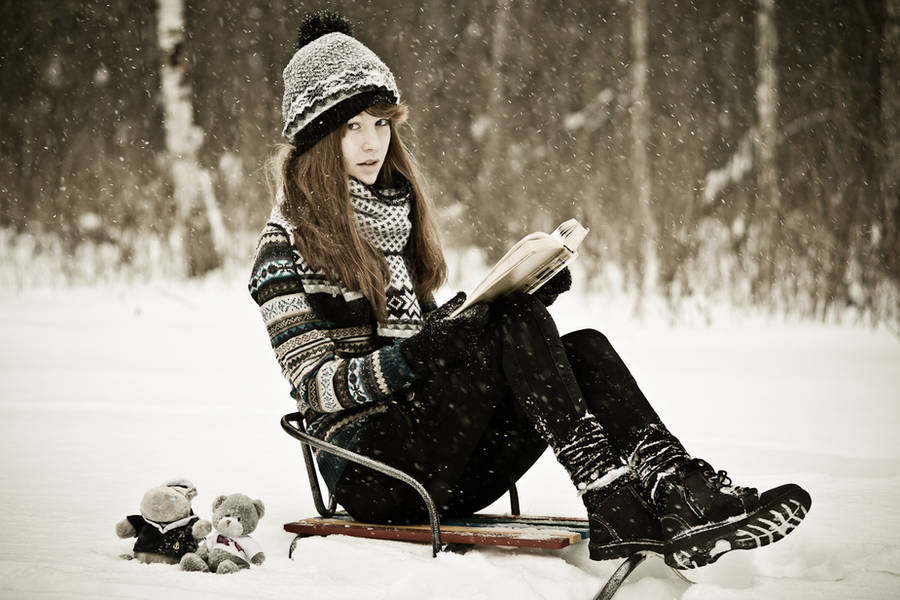 Snow Book by Sulde