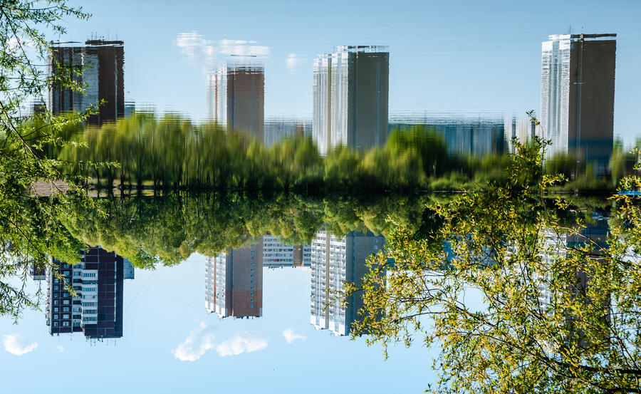 May Reflection 189 by Sulde