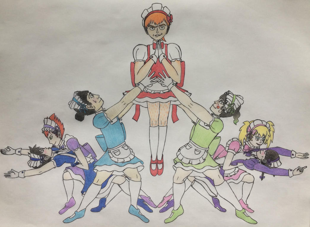 21st Century Psychic Idol Project by bibliophilea