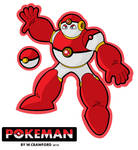 MegaMan PokeMan lol