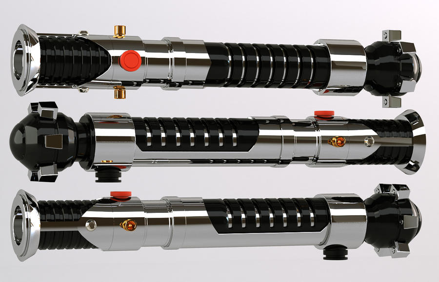 kotor how to get a double bladed lightsaber