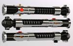 3d - Obi Wan Lightsaber