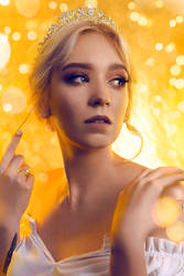Natalia - Inspired by light - Nikon Contest - 001 by Araiel