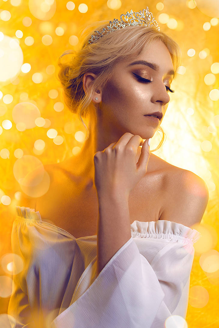 Natalia - Inspired by light - Nikon Contest - 002 by Araiel