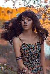Bambi cosplay - White Fox - Natalia - 001 by Araiel