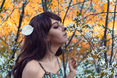 Bambi cosplay - White Fox - Natalia - 002 by Araiel