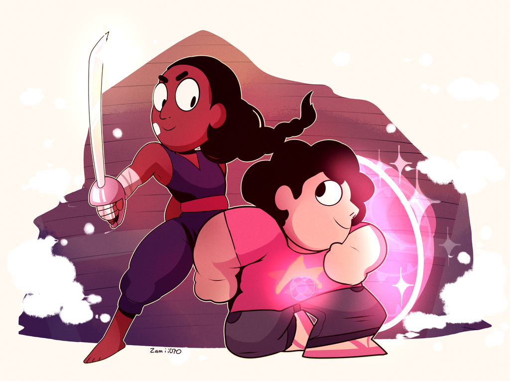 im going to be drawing and doing speedpaints for every episode of the steven bomb this week (unless i die lmao) heres the speedpaint! www.youtube.com/watch?v=qiGNUR…