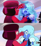 Redraw- Ruby And Sapphire