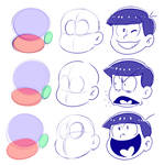 Matsu Head Study #2