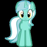 [VECTOR] Lyra, front by TriteBristle