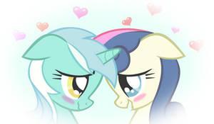 I... I love you too!