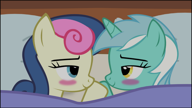 Bed time is magic :3