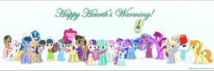 Happy Hearth's Warming! 2013 by TriteBristle