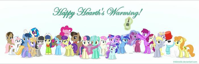 Happy Hearth's Warming! 2013