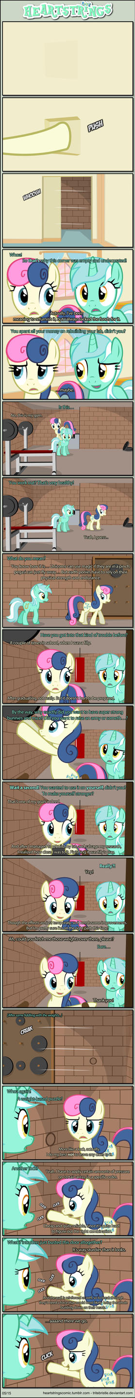 Heartstrings ch5/p15 - Puzzle time by TriteBristle