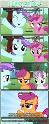 Heartstrings Extra p9 - A challenger appears! by TriteBristle
