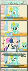 Heartstrings ch6/p01 - Minty Horse Problems by TriteBristle