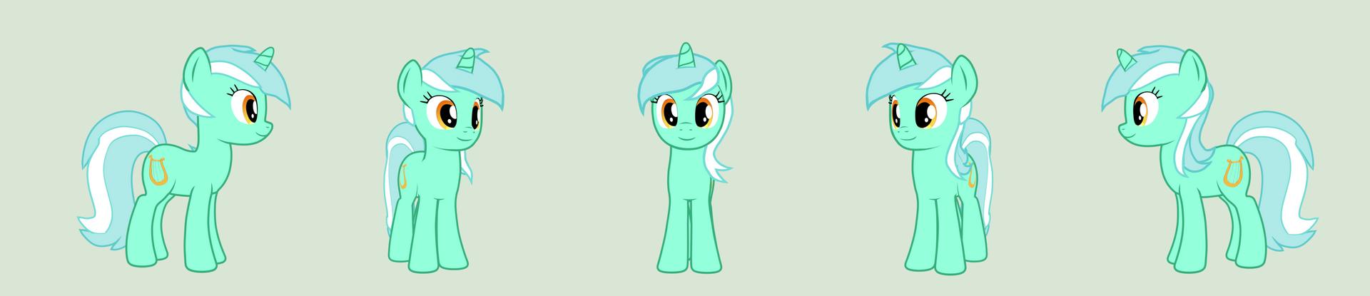3D Lyra progress
