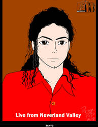 Statement 25 Years Part 1- Michael Jackson by Prince-of-Pop
