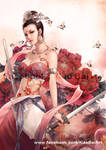 JX3 Online II Sword Dancer