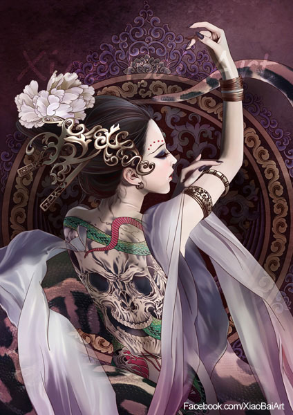 Mahiraga by XiaoBaiArt