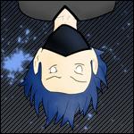 Upside Down Ninja (Photoshopped) by HunterAtDA
