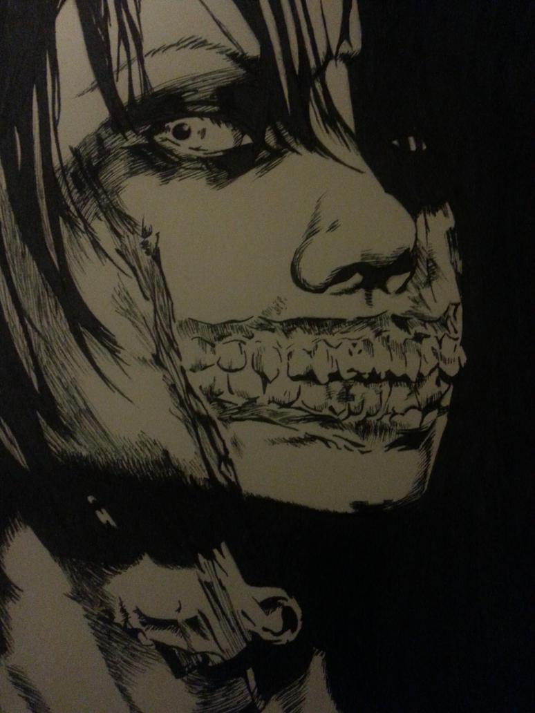JAPANESE ZOMBIE HEROEZ - DIE by ToraSagaReitaKaiBubu