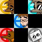 Mole Faces by pro-mole