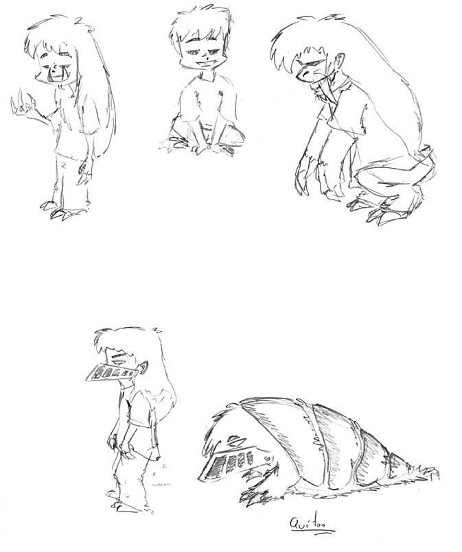 Walrus and Youkai by pro-mole