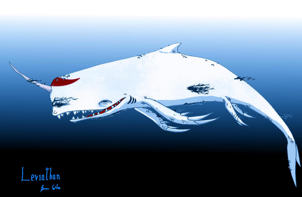 Leviathan by pro-mole