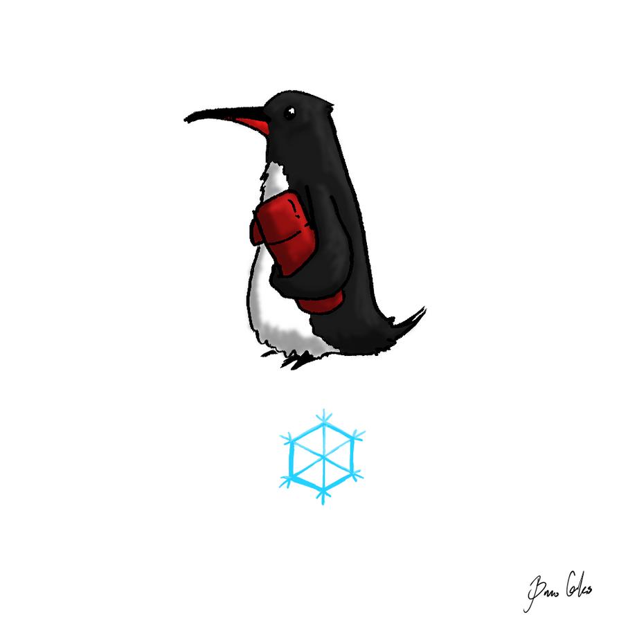 Elemental Mug: Ice by pro-mole