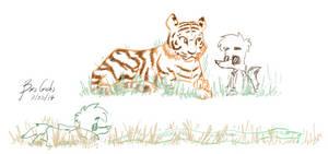 Mar 11th: Bungle In The Jungle