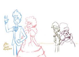 Apr 28th: The Wedding by pro-mole