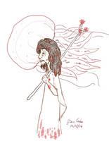 Jul 14th: Requiem Para Uma Flor by pro-mole