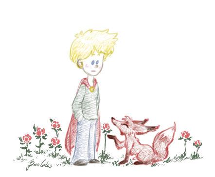 Sketch Dailies: Le Petit Prince