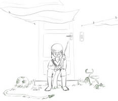 Dec 2nd: Welcome Home by pro-mole
