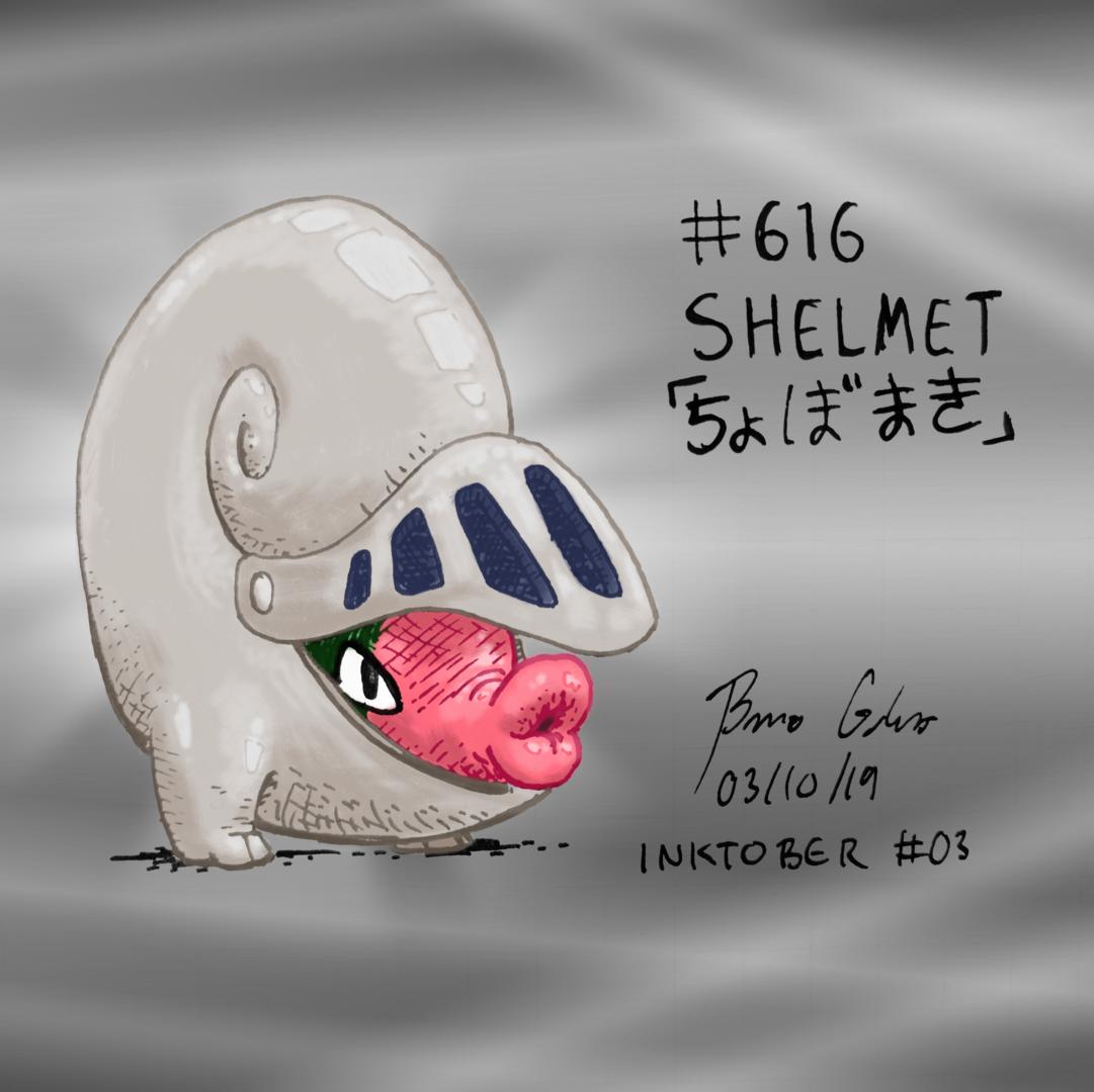 Colored Inks #03 - Shelmet