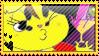 Stamp, Virginie by luisana100