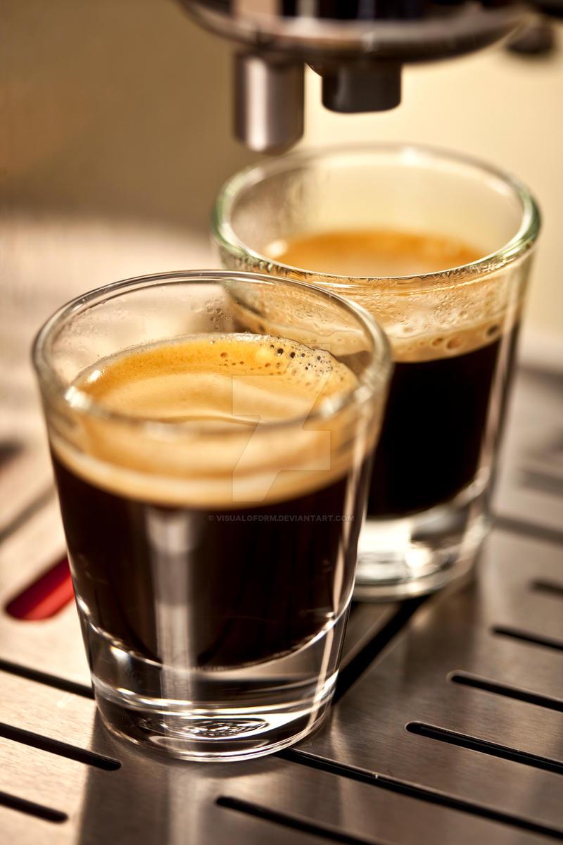 espresso shot by visualofdrm on deviantart