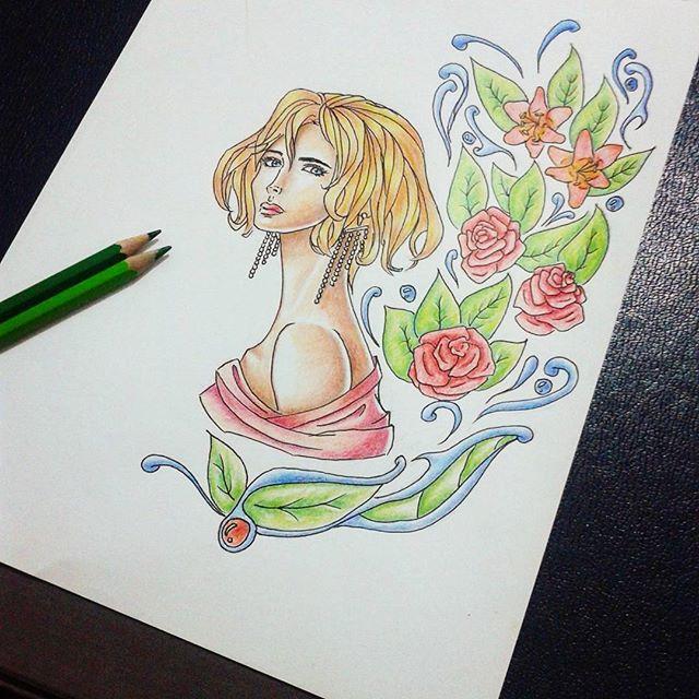 Rose by merage