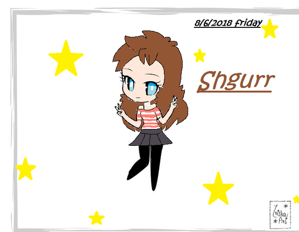 Shgurr by CloverKitty101