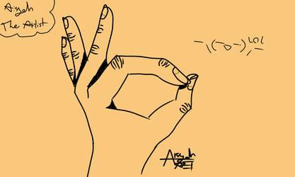 Hand by CloverKitty101