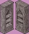Bookshelf by Illana