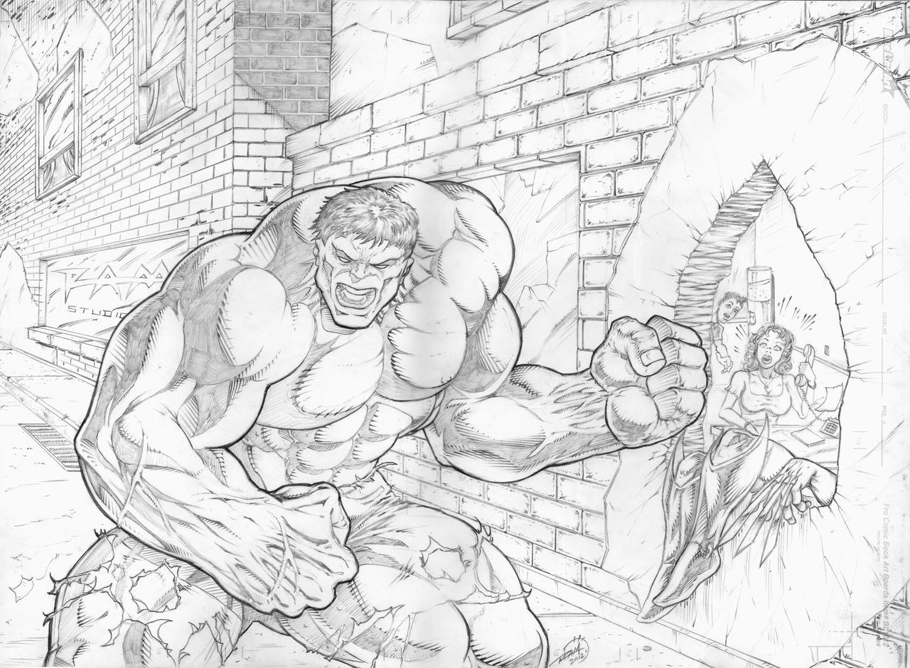 Cool Hulk Drawings Hulk Smash Drawing Hulk Smash
