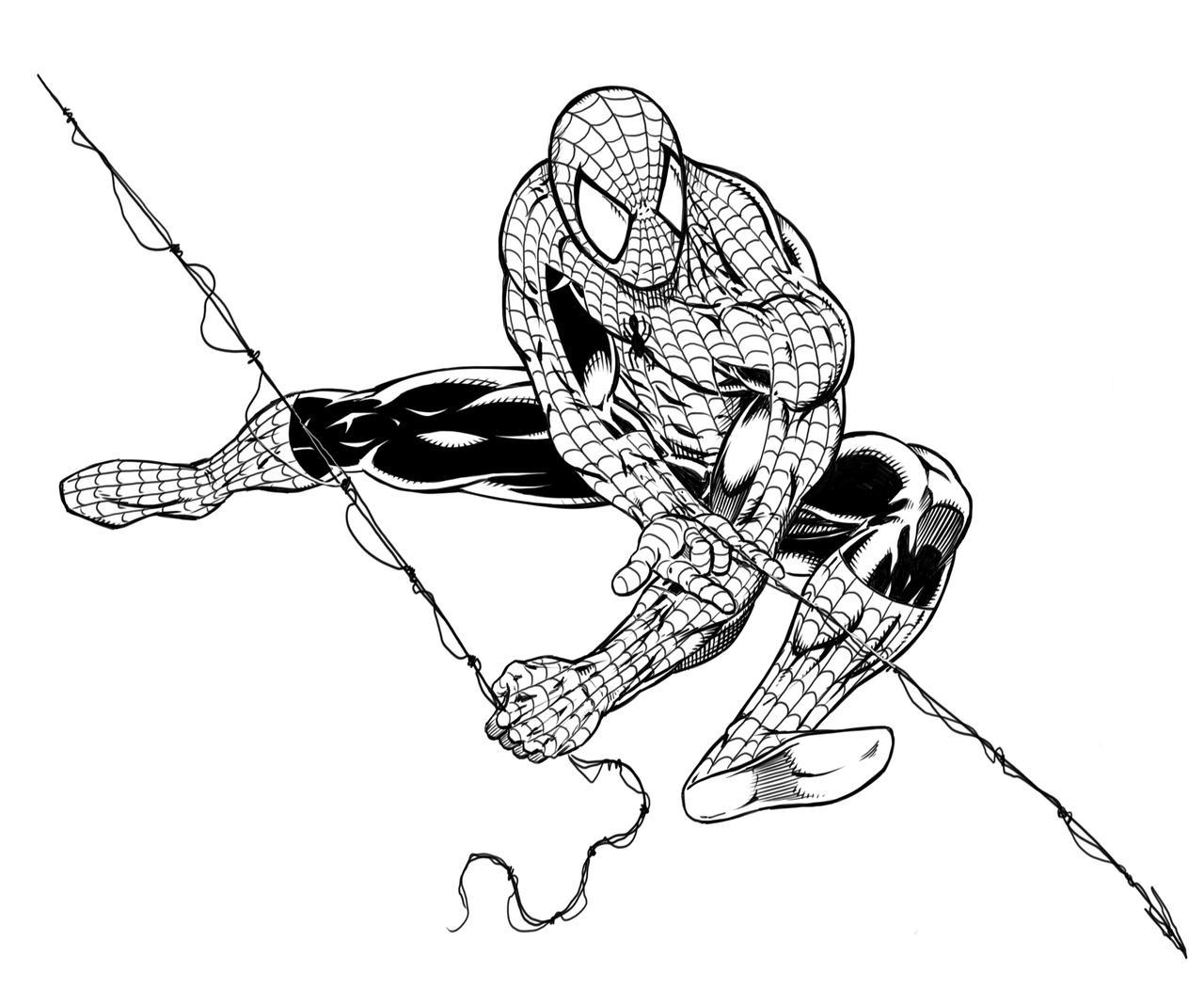 Spiderman by ramstudios1