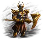 Digital / Tre'os The Conqueror / Blackstone Comic
